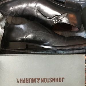 Johnson and Murphy shoes